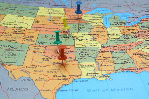 Nicknames:  Every state has one (or more)