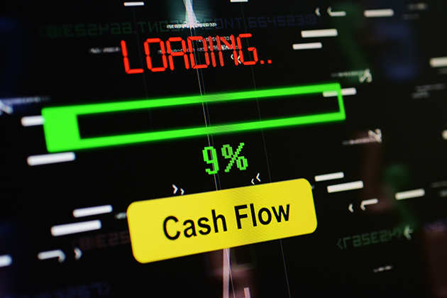 The importance of managing your business' cash flow