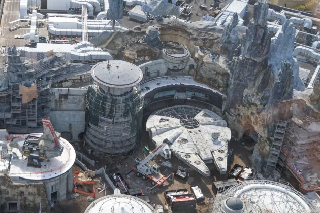 A galaxy not so far away: An inside look at Disney's new Star Wars theme park