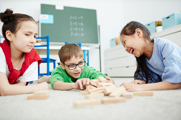 Games are memorable teaching tools for ESL learners