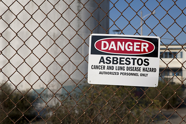 Asbestos can be everywhere, so create a remediation plan