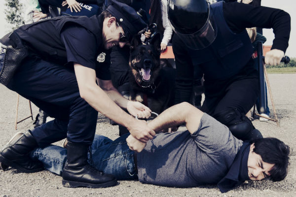 6-step defensive tactic that may save an officer's life