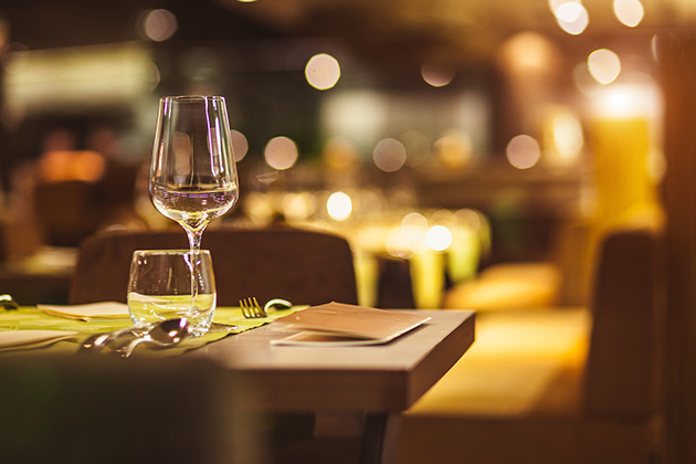 Is the current market too tough for upscale restaurants?