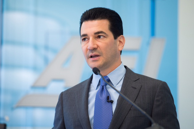 Gottlieb vows to uphold FDA's 'gold standard'