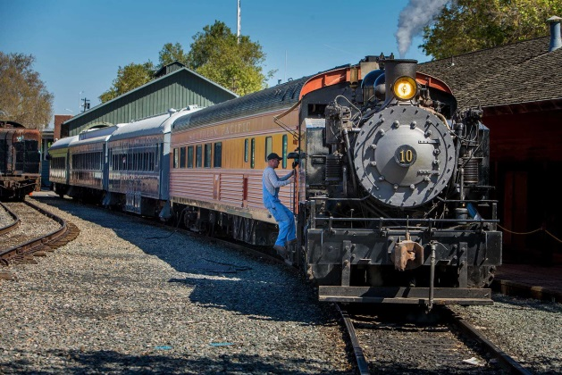The problem with heritage railroads