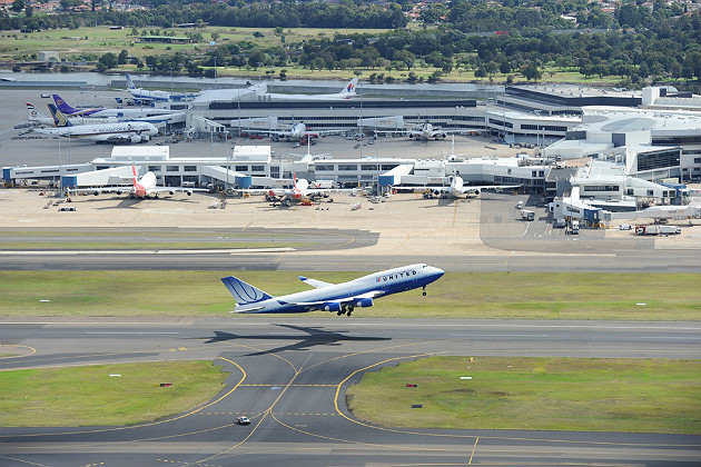 A closer look at Australia's suffering airports