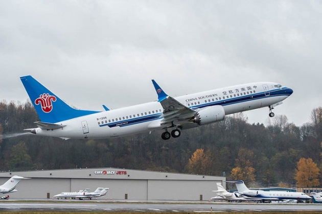 Response to Boeing Max 8 groundings includes new aviation leadership