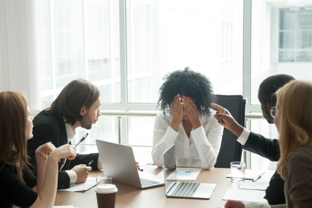 Tips for minimizing and avoiding bullying in the workplace