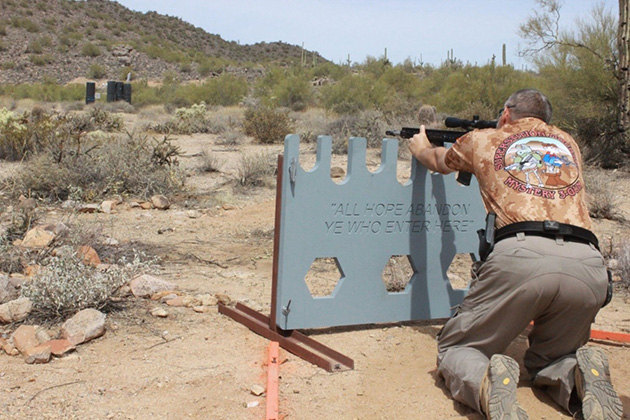 Lessons learned from the 2018 Superstition Mountain Mystery 3-Gun