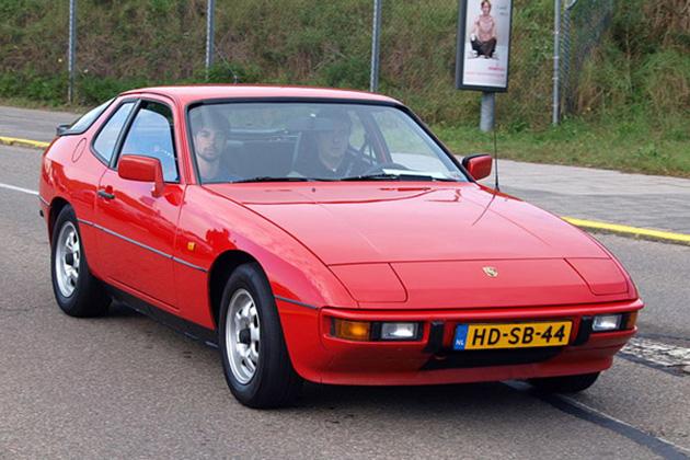 Saving the unloved Porsche 924