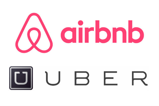 Airbnb, Uber causing a seismic shift in business travel