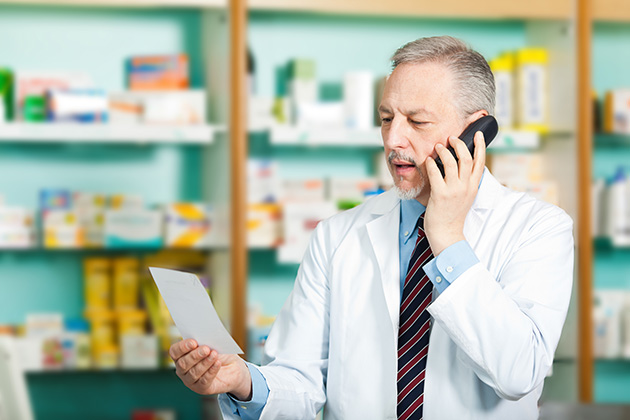 Pharmacists and the prescription prior authorization process