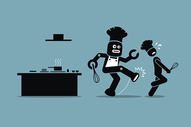How not to get replaced by machines at work