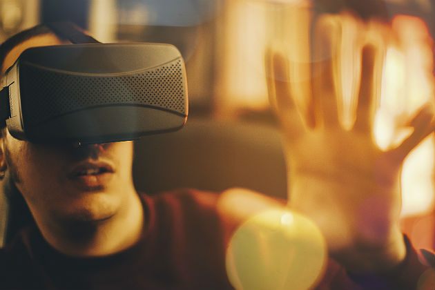 The benefits of VR are so broad, they're beyond tangible