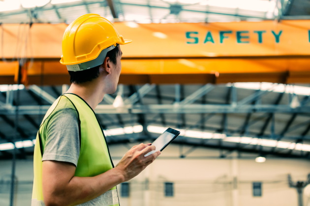 How technology can help prevent workplace injuries