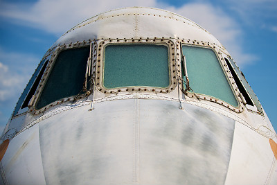 Controlling and preventing corrosion in aircraft
