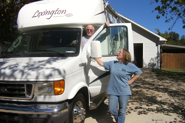 Preparing to live full-time in your RV