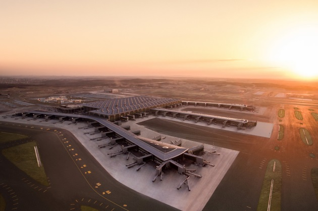 Istanbul Airport's great move completed