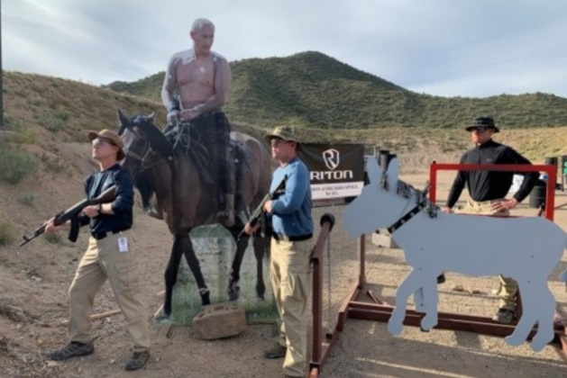 Fighting the red menace: The 2019 Superstition Mountain Mystery 3-Gun