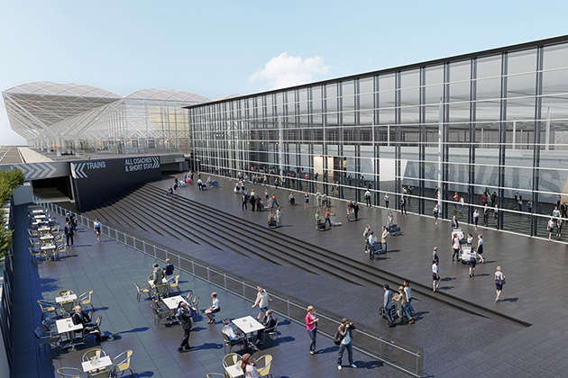 Breathing room for Stansted with new arrivals terminal