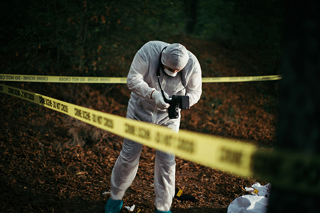 The global forensic market is all set to grow