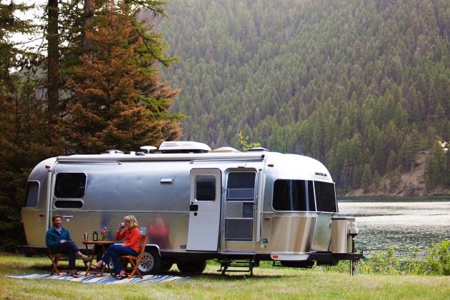 Vintage trailer park resorts deliver retro bliss