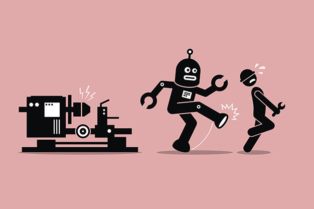 Are you ready for the 'robocalypse' coming to manufacturing?