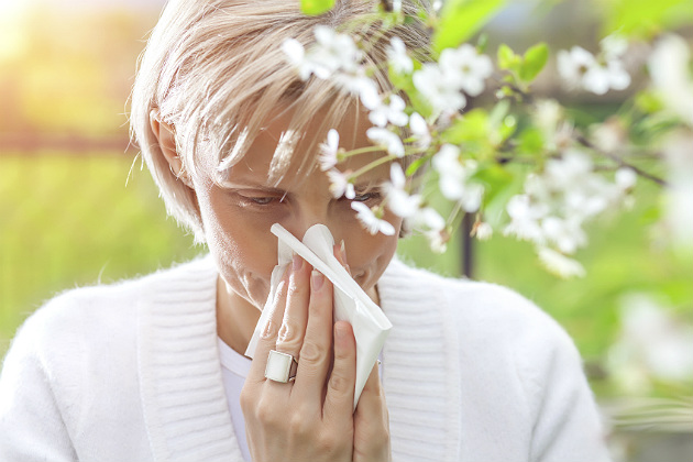 Large-scale study shows link between allergies and depression