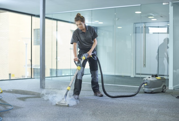 Maintaining your facility's carpet
