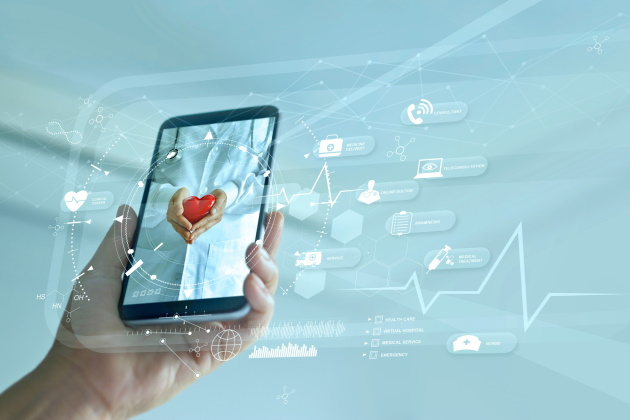 Infographic: Digital messaging and the future of healthcare