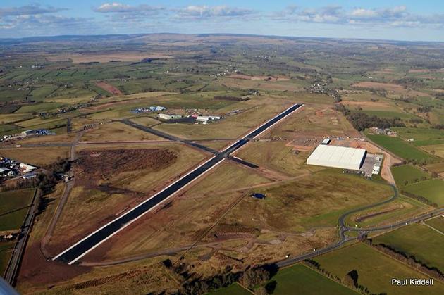 Carlisle: Britain's newest regional airport