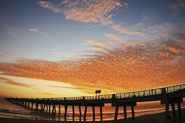 5 favorite fishing piers across the US