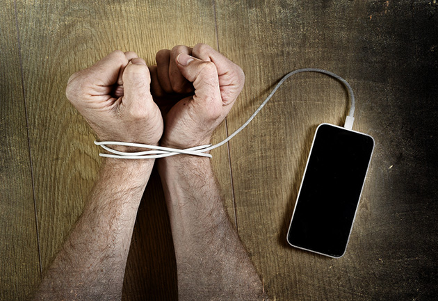 Millennials take 'unplugging' trend to new level
