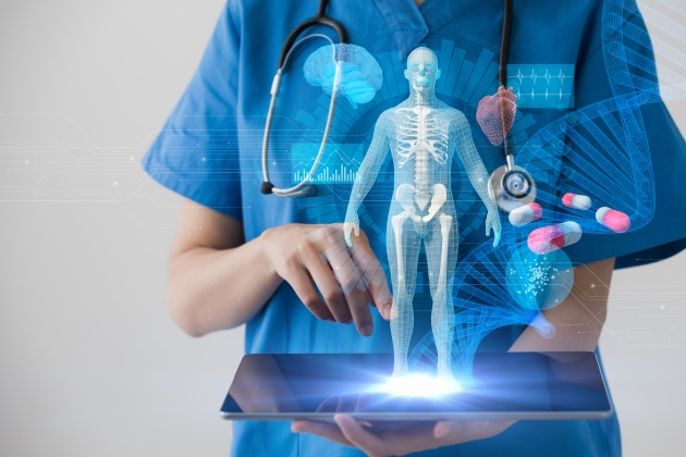 A look at the ways virtual and augmented reality can improve patients' outcomes