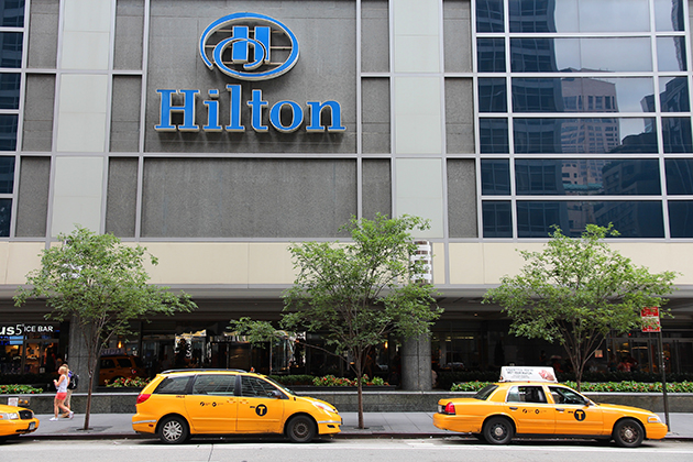 Customer satisfaction stays high for American hotels