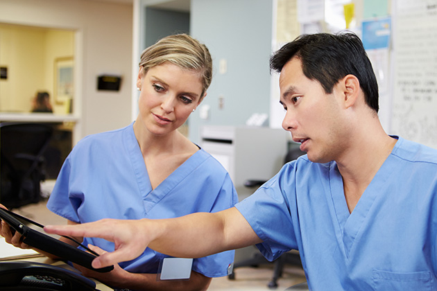 A 4-step process for making changes in your nursing department