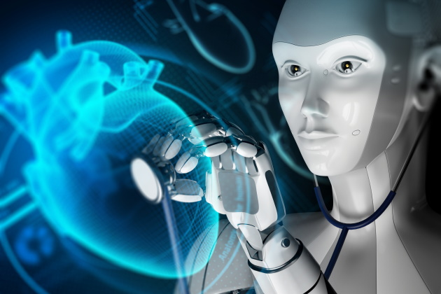 How robots can dramatically improve your hospital's management of COVID-19