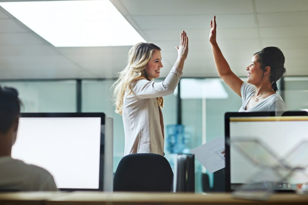 Want to improve your employees' health? Lead by example