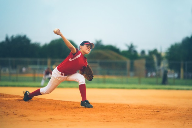 Research explores arm injuries in young pitchers