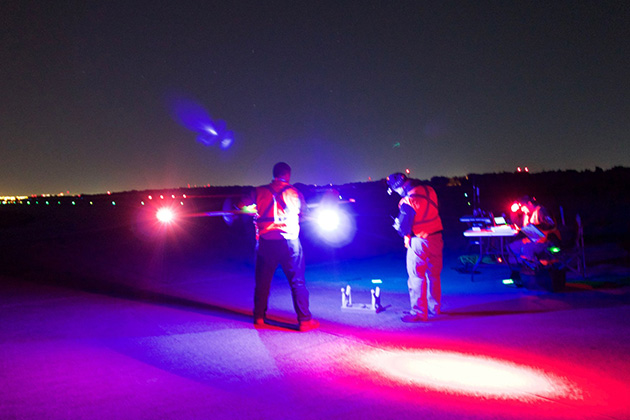 FAA evaluates drone protection at DFW