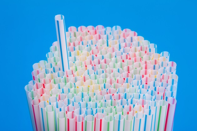 Straws are at front lines of plastic reduction war