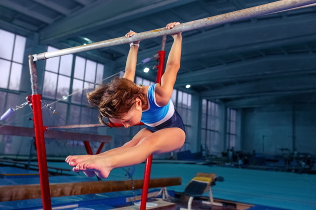 Preventing back injuries in children who participate in flexibility-related sports