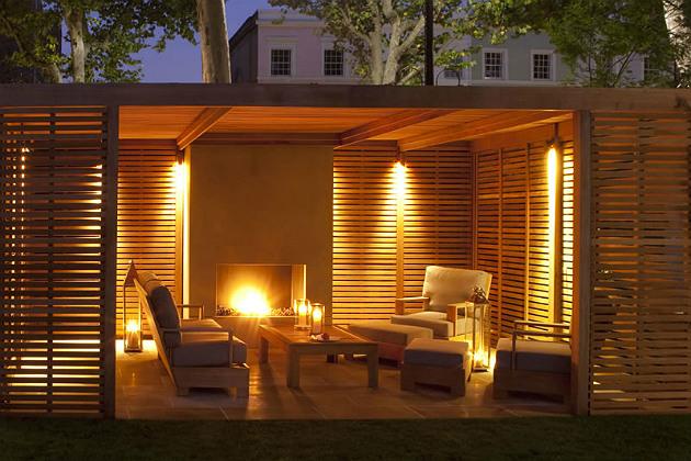 Lighting Basement Washroom Stairs: MultiBrief: Top 6 Outdoor Design Trends For 2014