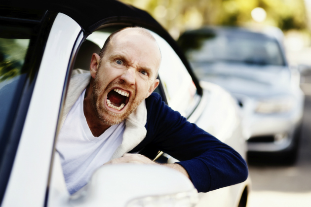 Road rage:  It's more common (and dangerous) than you think
