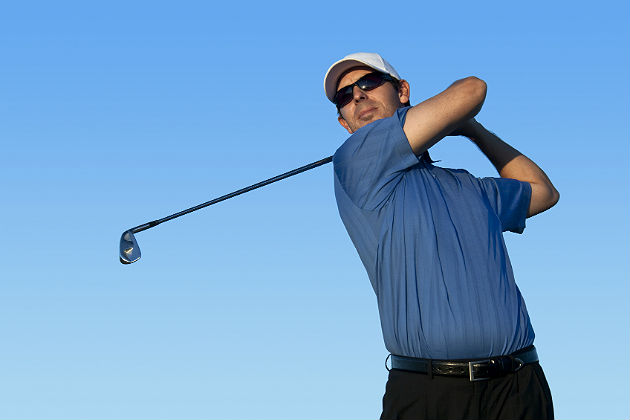 Fore eyes: Glasses can protect golfers from devastating injury