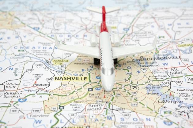 Nashville's vision advances as new flight arrives