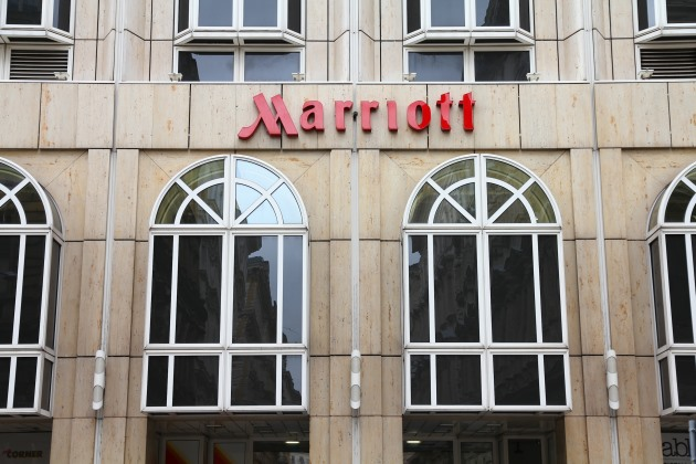 Marriott is getting into the room-sharing business, too