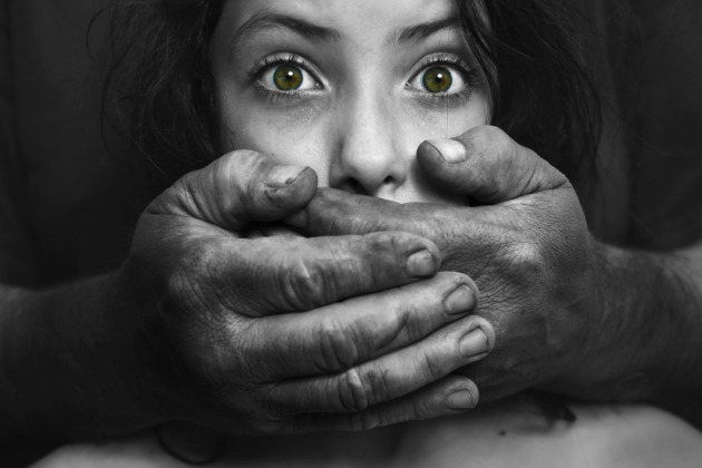 Modern slavery and the hidden world of human trafficking