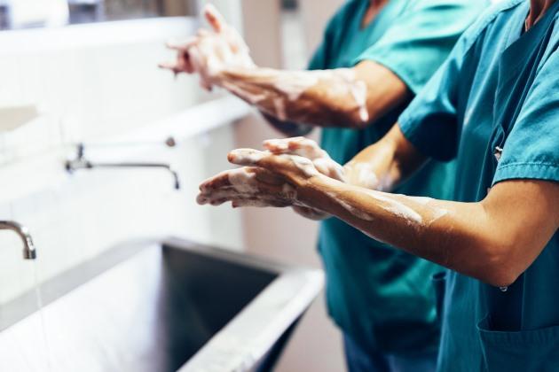 Eliminate hidden germ hazards at your hospital