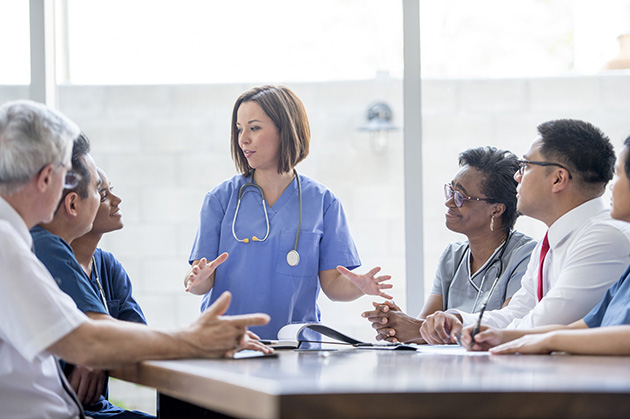 Cultivating nurse employee engagement